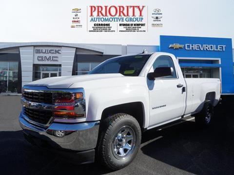2017 Chevrolet Silverado 1500 for sale in S. Attleboro, MA