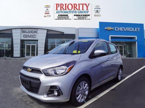 2017 Chevrolet Spark For Sale In Massachusetts