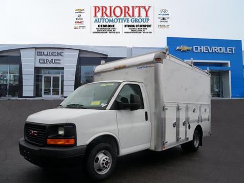 2017 GMC Savana Cutaway for sale in S. Attleboro, MA