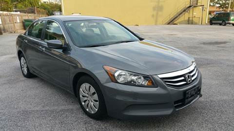 2011 Honda Accord for sale in Island Park, NY