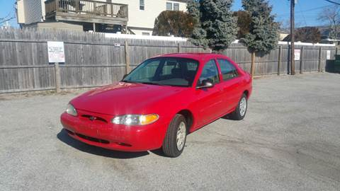 2002 Ford Escort for sale in Island Park, NY