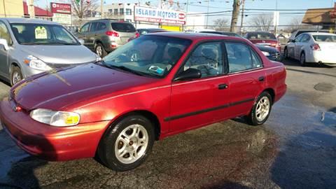 2001 Chevrolet Prizm for sale in Island Park, NY