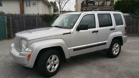 2009 Jeep Liberty for sale in Island Park, NY