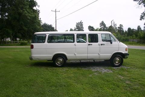 1997 Dodge Ram Wagon for sale in Greensboro, NC