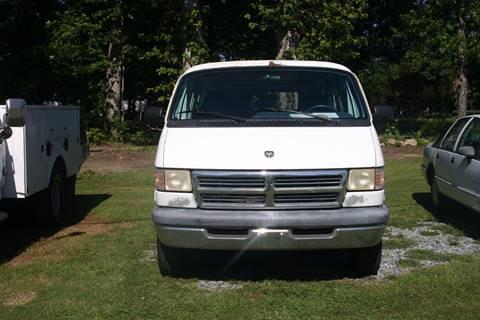 1994 Dodge Ram Wagon for sale at Hembree's Auto Sales in Greensboro NC