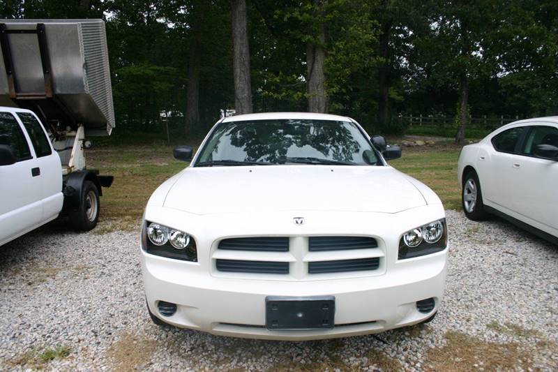 2007 Dodge Charger for sale at Hembree's Auto Sales in Greensboro NC