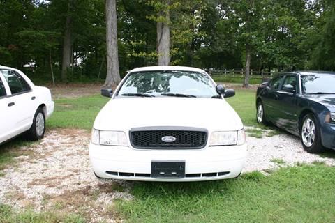 2011 Ford Crown Victoria for sale in Greensboro, NC