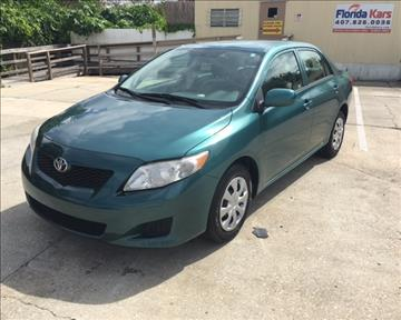 2010 Toyota Corolla for sale in Orlando, FL