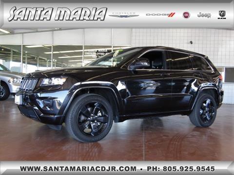 2015 Jeep Grand Cherokee for sale in Santa Maria CA