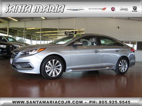 2015 Hyundai Sonata for sale in Santa Maria CA