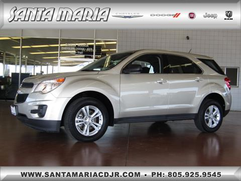 2015 Chevrolet Equinox for sale in Santa Maria CA