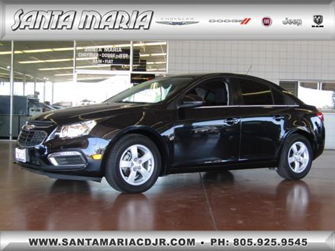 2015 Chevrolet Cruze for sale in Santa Maria, CA