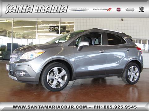 2014 Buick Encore for sale in Santa Maria CA