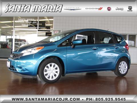 2015 Nissan Versa Note for sale in Santa Maria CA