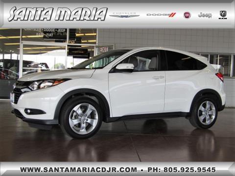 2016 Honda HR-V for sale in Santa Maria CA