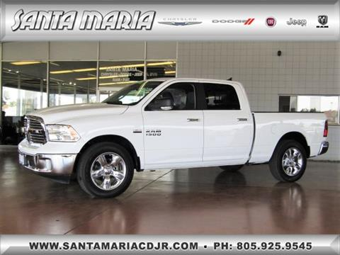 2017 RAM Ram Pickup 1500 for sale in Santa Maria CA