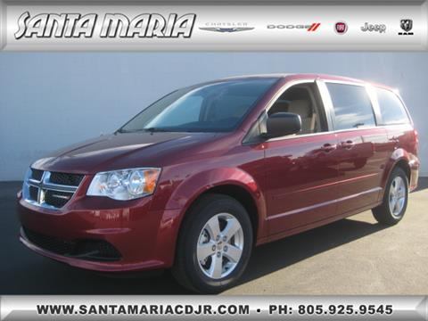 2016 Dodge Grand Caravan for sale in Santa Maria CA