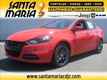 2016 Dodge Dart for sale in Santa Maria, CA