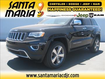 2016 Jeep Grand Cherokee for sale in Santa Maria, CA