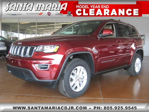 2017 Jeep Grand Cherokee for sale in Santa Maria, CA