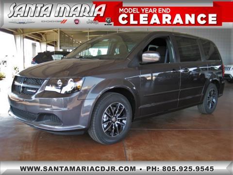 2017 Dodge Grand Caravan for sale in Santa Maria CA