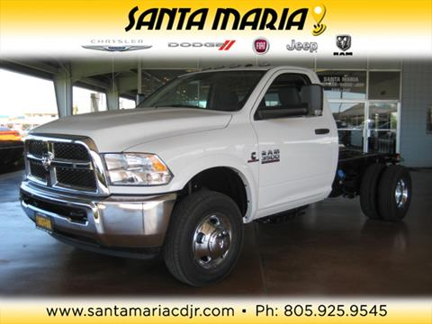 2017 RAM Ram Chassis 3500 for sale in Santa Maria, CA