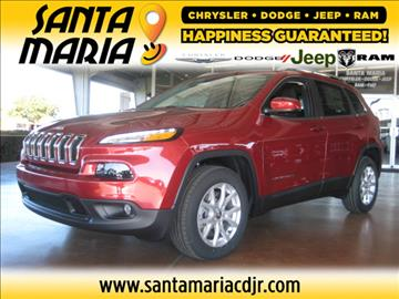 2017 Jeep Cherokee for sale in Santa Maria, CA