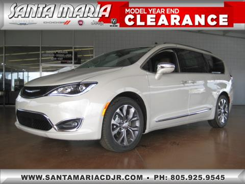 2017 Chrysler Pacifica for sale in Santa Maria, CA