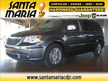 2014 Chrysler Town and Country for sale in Santa Maria, CA