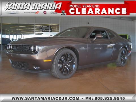 2016 Dodge Challenger for sale in Santa Maria CA