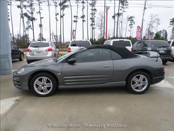 2003 Mitsubishi Eclipse Spyder for sale in Kingwood, TX