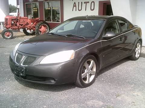2006 Pontiac G6 for sale in Rush City, MN
