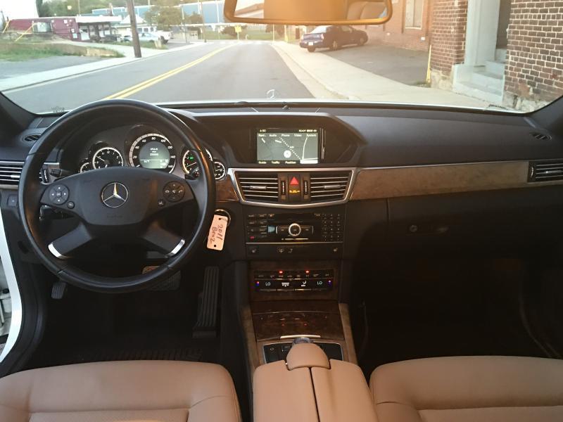 2011 Mercedes-Benz E-Class E350 4MATIC - Clarksville TN