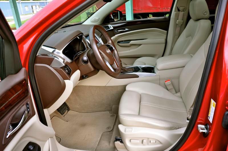 2015 Cadillac SRX Luxury Collection 4dr SUV - Clarksville TN