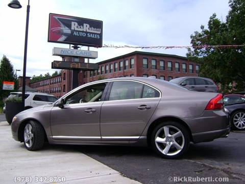 2010 Volvo S80 for sale in Fitchburg, MA