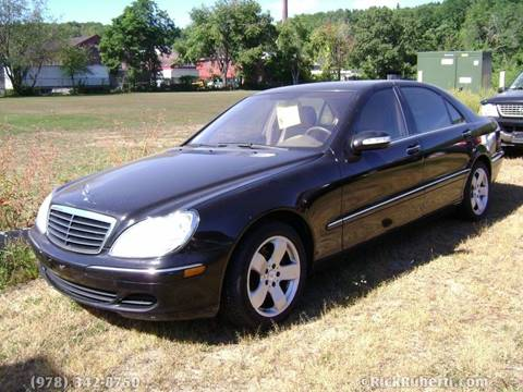 2003 Mercedes-Benz S-Class for sale in Fitchburg, MA