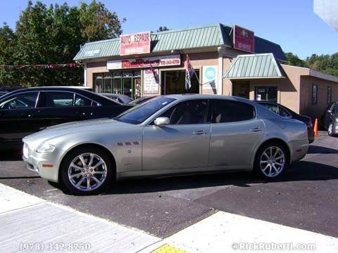 2006 Maserati Quattroporte for sale in Fitchburg, MA