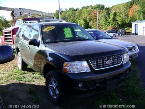 2004 Ford Explorer for sale in Fitchburg, MA