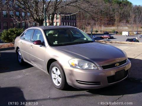 2006 Chevrolet Impala for sale in Fitchburg, MA