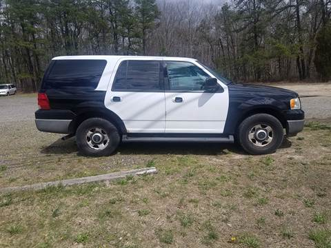 2003 Ford Expedition for sale at MIKE B CARS LTD in Hammonton NJ