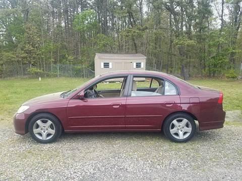 2004 Honda Civic for sale in Hammonton, NJ