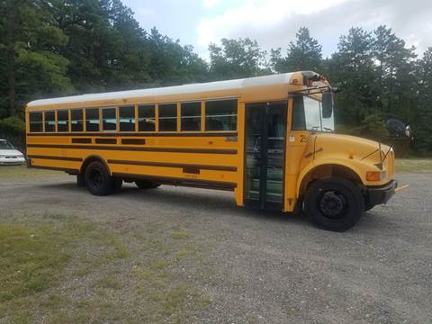 2003 IC Bus CE Series for sale at MIKE B CARS LTD in Hammonton NJ