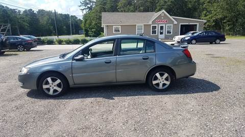 2006 Saturn Ion for sale at MIKE B CARS LTD in Hammonton NJ