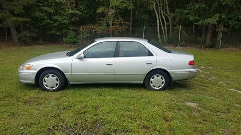 2000 Toyota Camry for sale at MIKE B CARS LTD in Hammonton NJ
