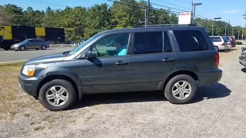 2003 Honda Pilot for sale at MIKE B CARS LTD in Hammonton NJ