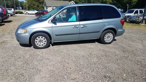 2006 Chrysler Town and Country for sale at MIKE B CARS LTD in Hammonton NJ