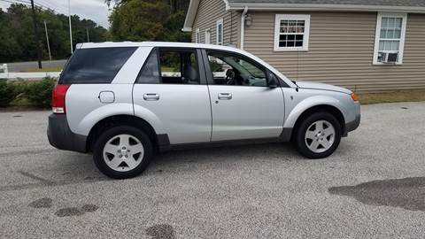 2004 Saturn Vue for sale at MIKE B CARS LTD in Hammonton NJ