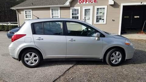 2007 Nissan Versa for sale at MIKE B CARS LTD in Hammonton NJ