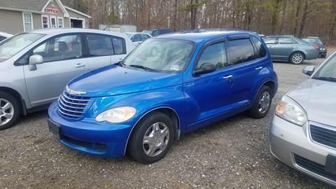 2006 Chrysler PT Cruiser for sale at MIKE B CARS LTD in Hammonton NJ