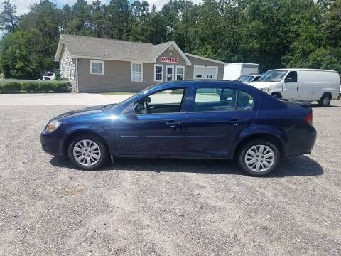 2010 Chevrolet Cobalt for sale at MIKE B CARS LTD in Hammonton NJ